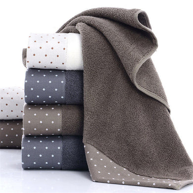Luxury Dot Towel