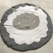 Grey Sheep Rug