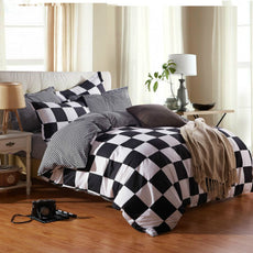 White Bedclothes Super Soft Cover For Bed