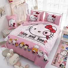 Twin Single Size Bedding Set for Children Bedroom Decor