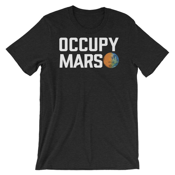 Occupy Mars v2 T-Shirt