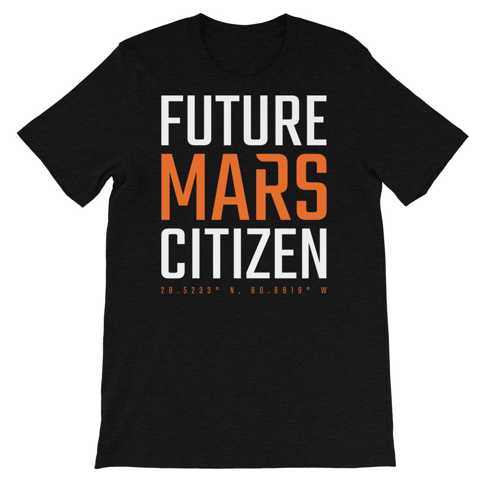 Future Mars Citizen T-shirt
