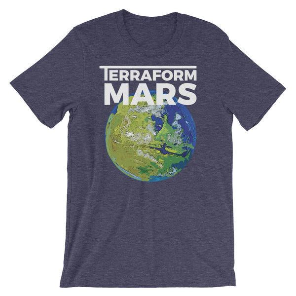 Terraform Mars T-shirt