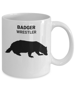 Badger Wrestler