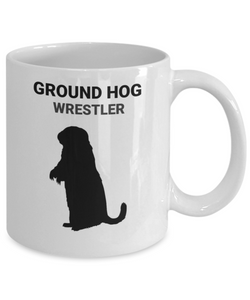 Ground Hog Wrestler