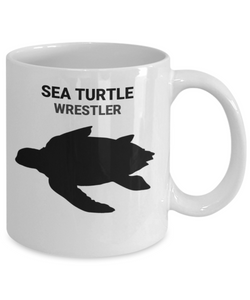 Sea Turtle Wrestler