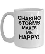 Chasing Storms Makes Me Happy! CC