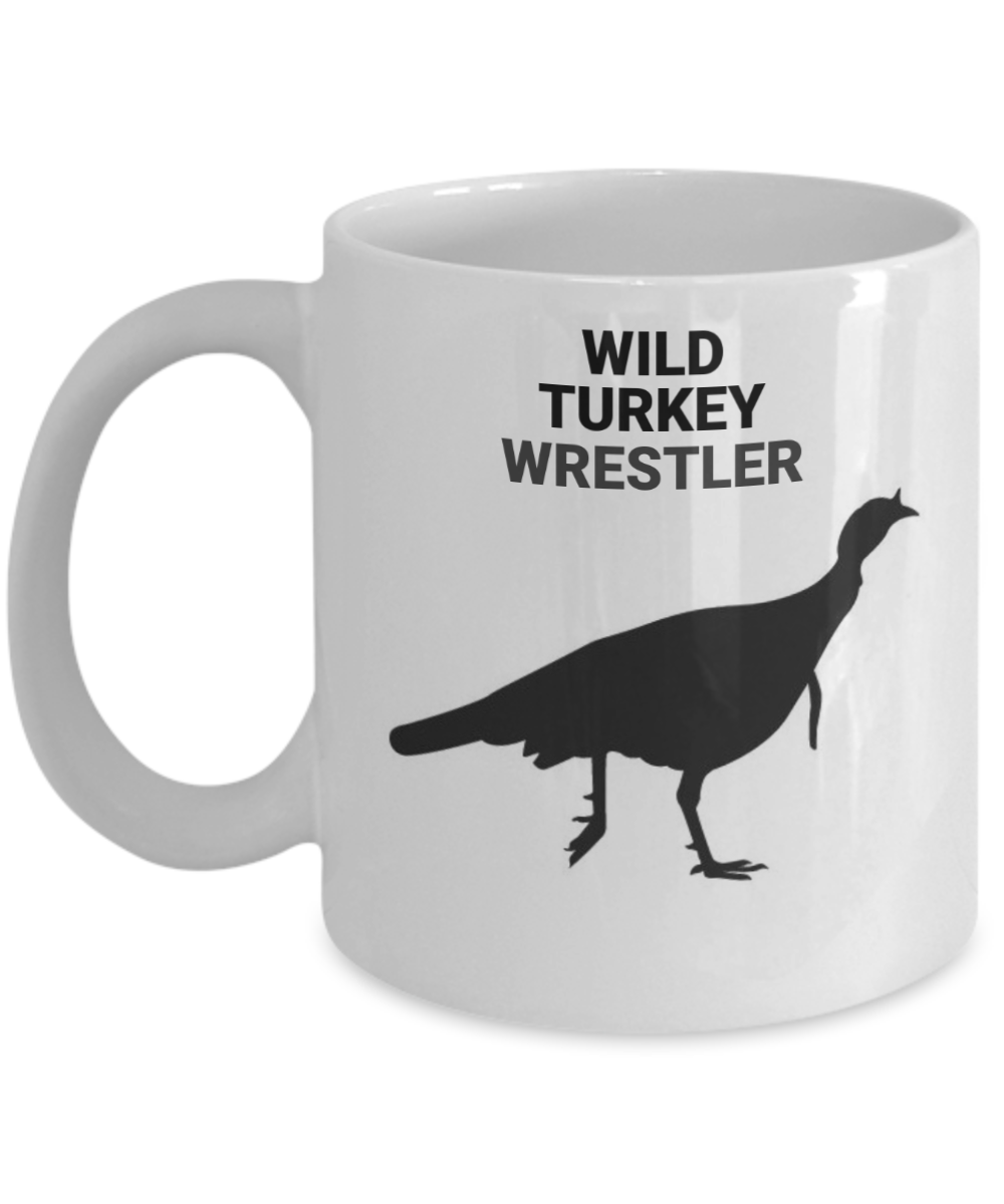 Wild Turkey Wrestler
