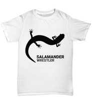 Salamander Wrestler Youth T-Shirt