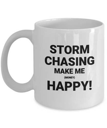 STORM CHASING MAKES ME (MONEY) HAPPY! cc