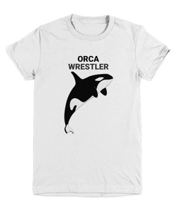 Orca Wrestler Youth T-Shirt