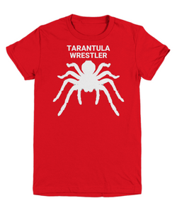 Tarantula Wrestler Youth T-Shirts