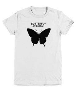 Butterfly Wrestler Youth T-Shirt