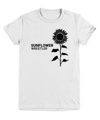 Sunflower Wrestler Youth T-Shirt