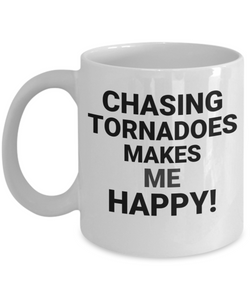 Chasing Tornadoes Makes Me Happy! CC