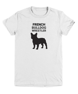 French Bulldog Wrestler Youth T-Shirt