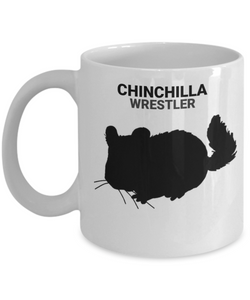 Chinchilla Wrestler