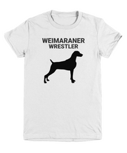 Weimaraner Wrestler Youth T-Shirt