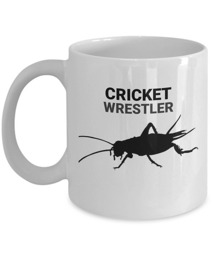 Cricket Wrestler