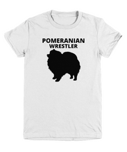 Pomeranian Wrestler Youth T-Shirt