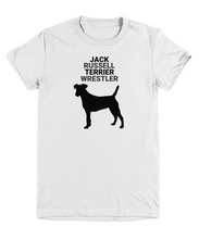 Jack Russell Terrier wrestler Youth T-Shirt