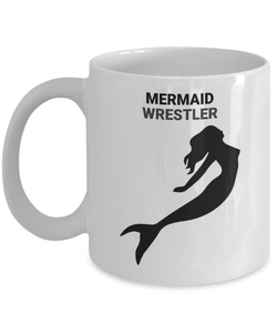 Mermaid Wrestler