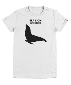 Sea Lion Wrestler Youth T-Shirt