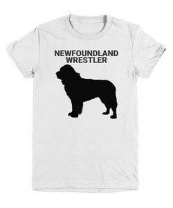 Newfoundland Wrestler Youth T-Shirt