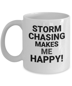 Storm Chasing Makes Me Happy! CC
