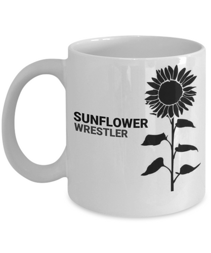 Sunflower Wrestler