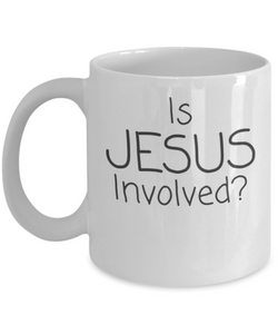 Let people how much do you involve Jesus in you life