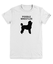 Poodle Wrestler Youth T-Shirt