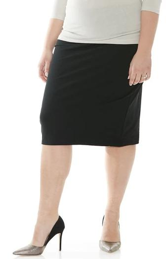 Midi and Pencil Skirts: S-4X