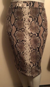 RC Original Snake Print Top!  XS-4X