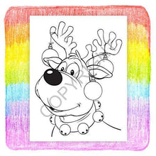 Load image into Gallery viewer, 25 Pack - Christmas - Kid's Coloring & Activity Books - ZoCo Products