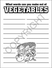 Load image into Gallery viewer, 25 Pack - Let's Practice Good Nutrition Kid's Coloring & Activity Books - ZoCo Products
