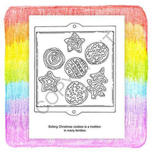 Load image into Gallery viewer, 25 Pack - Merry Christmas - Kids Coloring and Activity Books - ZoCo Products