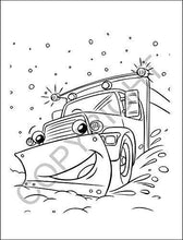 Load image into Gallery viewer, 25 Pack - Tons of Trucks Kid's Coloring and Activity Books - ZoCo Products