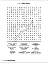 Load image into Gallery viewer, Safety Magnets Large Print Word Search Puzzle Books for Seniors in Bulk (25 Pack) - Volume 1