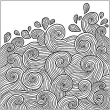 Load image into Gallery viewer, Safety Magnets Patterns, Stress Relieving Adult Coloring Book