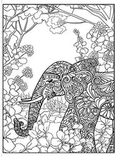 Load image into Gallery viewer, Safety Magnets Animals Coloring Book for Adults and Kids