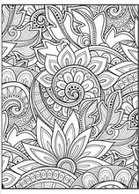 Load image into Gallery viewer, Safety Magnets Coloring Book for Adults and Kids - ZenDoodle: 24 Beautiful Floral, Geometric and Animal Designs