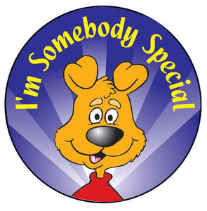 I'm Somebody Special Sticker Rolls - 400 Stickers - ZoCo Products