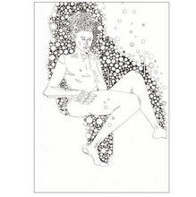 Load image into Gallery viewer, (A6) Postcard: Bubbles, Submersion
