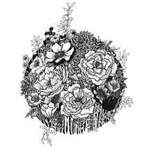 Load image into Gallery viewer, Bold Bouquet (A5 Print)