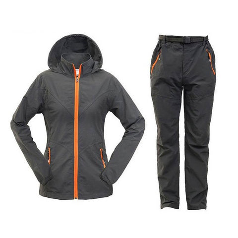 Quick Dry Outdoor Jacket/Pants