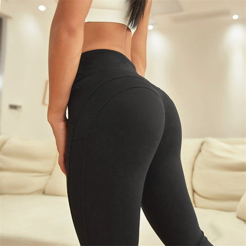 Solid Booty Up Legging