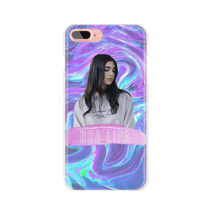 LIMITED EDITION DUA LIPA IPHONE CASES