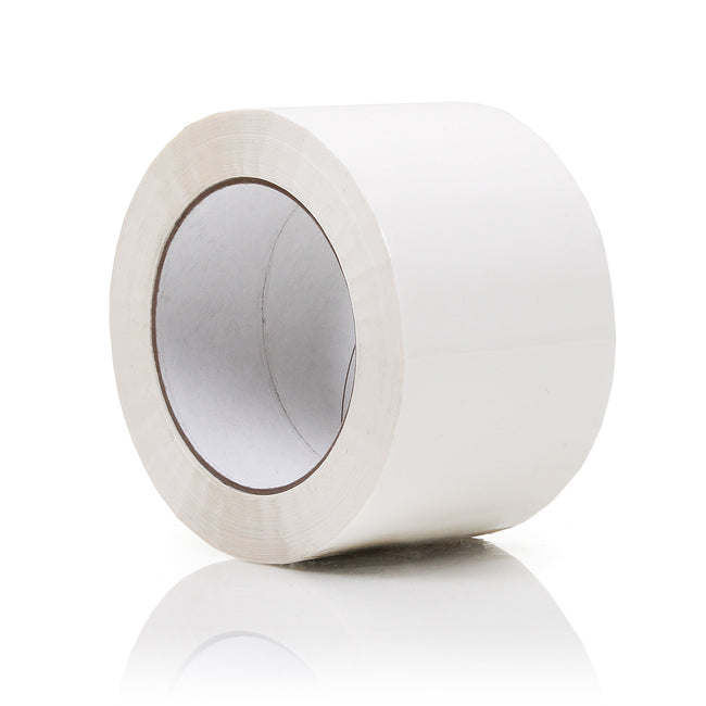 "White Blockout Tape - 3"" x 110yd(800043)"