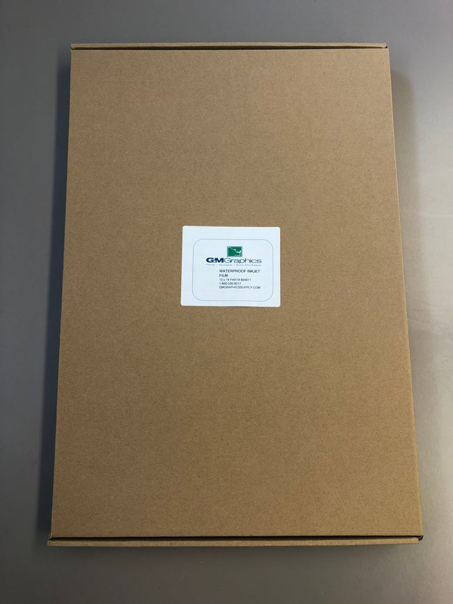 Waterproof Inkjet Film 13 x 19 (100 Sheets)(804911)